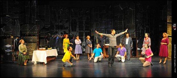 Ζαν-Κλοντ Γκραμπέρ: «Το Ραφτάδικο» είναι αφιερωμένο στην μάνα μου   Ανεβαίνει από το ΚΘΒΕ στις 18 Οκτωβρίου, σε σκηνοθεσία Γιάννη Ιορδανίδη